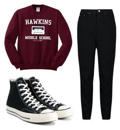 """""""Untitled #49"""" by sherlock22 on Polyvore featuring Converse"""