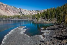 Crater Lake National Park par QT Luong