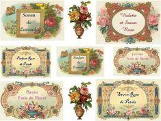 LÂMINAS vintage, velho, e estilo retro .... | Aprender artesanato é facilisimo.com