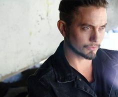 His eyes are sharp, and his mouth is pouty. Youtubers, Jackson Rathbone, Hot Vampires, Jonathan Rhys Meyers, Funky Fashion, His Eyes, Love Him, Twilight, Hot Guys