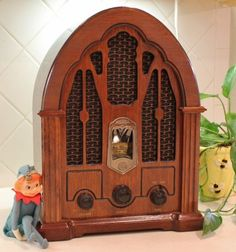 GE AM/FM Radio, Vintage Replica.... turn up the music..... let's party