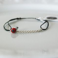 Cool sterling silver chain bracelet