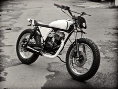 This street tracker from The Katros looks so spritely, so light.