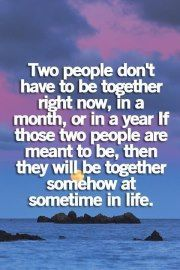 Two people don't...
