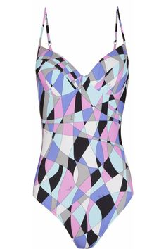 Emilio Pucci|Printed swimsuit