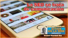 La SEO se trata de comunicación Leer más acá --> https://goo.gl/tui3D2 - #SEOCostaRica - #PosicionamientoWeb - #MarketingDigitalCostaRica -