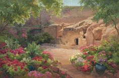 Garden of the Empty Tomb