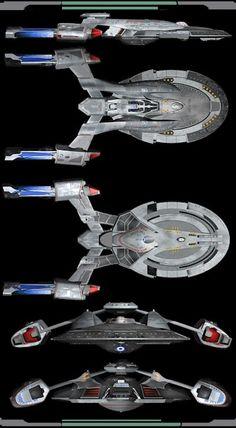 U.S.S. Icarus, NCC-68954-A                                                                                                                                                                                 More