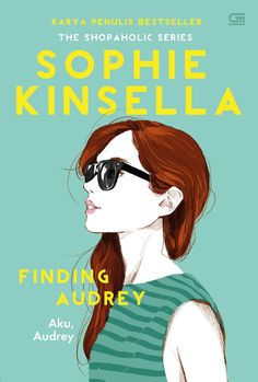 Finding Audrey by Sophie Kinsella Reading Nook, Love Reading, Finding Audrey, Green Books, Movie Songs, Video Film, Book Projects, What To Read, Book Characters