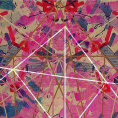 Abstract painting on cardboard inspired by astrological chart. Ask for yours. Studio visit at 56 Bogart street Bushwick NYC #abstract #abstraction #geographic #abstractpainting #abstractartwork #contemporaryart #contemporarypainting #colors #bushwickart #bushwick #sales #buyart #artcollector #artcommunity #artgallery #buyart #artoftheday #artcurators #artlovers #artstudio #artistlife #artoftheday #instaartist #artcreative #instaart #dripping #pop #art #spirit #flaming_abstracts