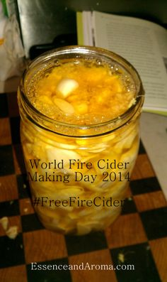World Wide Fire Cider Making Day!  https://www.facebook.com/events/650921764970592/?source=1