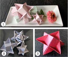 Sådan kan en stjerne fødes… DIY - julepynt