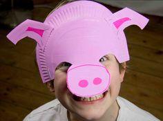 fabriquer-masque-de-cochon-facilement