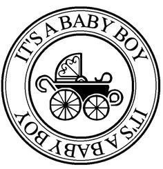 Baby Boy Shower*vector*