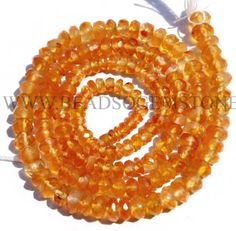AAA Quality Rondelles Faceted Beads In Carnelian Beads, to mm, 36 cm, Semiprecious Gemstone Beads Semi Precious Beads, Semi Precious Gemstones, Bead Store, Carnelian, Gemstone Beads, Beadwork, Etsy, Smooth, Pearl Embroidery