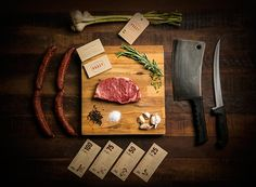 A tasty new identity for Roast Fine Foods | Creative Boom