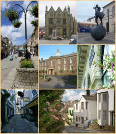 City of Truro Cornwall.