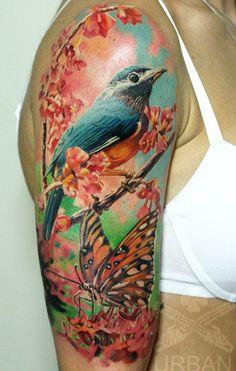 Tattoo by Dmitriy Urban | Tattoo No. 11927