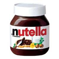 Nutella has SEVEN TIMES as much sugar per serving as peanut butter -- 21 grams versus 3 grams. This product is high in saturated fat.