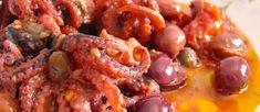 Il polpo alla Luciana, specialità del borgo marinaro di Napoli | ècampania