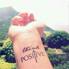Siempre positivo