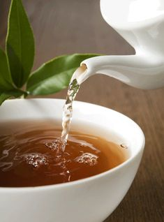 Fight Colds and Flu with Green Tea- and it tastes delicious!