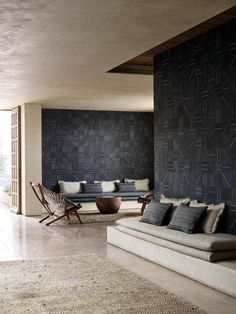 British and European brands to showcase 2020 interiors trends at top Paris show Romo Fabrics, Trending Paint Colors, Office Space Design, Latest Design Trends, Interior Decorating, Interior Design, 2020 Design, Cool House Designs, Wall Design