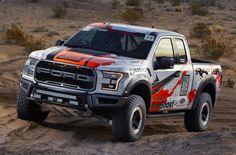 2017 Ford F150 Raptor Race Truck
