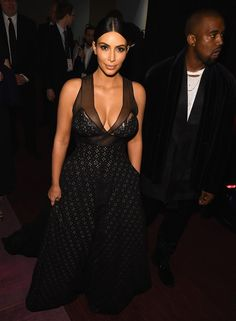 Kim Kardashian & Kanye West Pranked by Amy Schumer on Time 100 Red Carpet!: Photo Amy Schumer crawls in front of Kim Kardashian and Kanye West on the red carpet at the Time 100 Gala on Tuesday (April at Jazz at Lincoln Center in New York City. Jazz At Lincoln Center, Kim Kardashian Kanye West, Amy Schumer, Business Women, Rapper, Stylists, Actresses, Formal Dresses, Spin