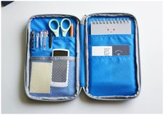 Pencil Pouch - MochiThings.com: Better Together Note Pouch v3