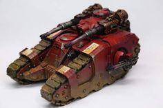 Warhammer 30k | Thousand Sons | Sicarian Battle Tank #warhammer #wh #horus…