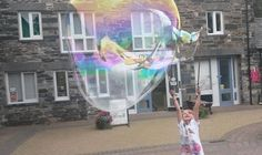 Dr Zigs Extraordinary Bubble Shop! Image sent in by Sammy Payne.
