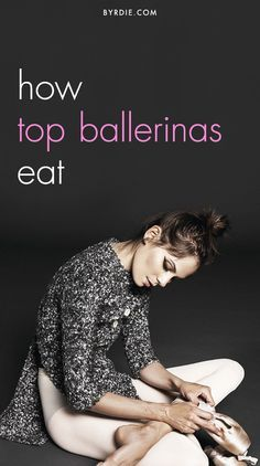 This is honestly so helpful if you're a ballerina who's not sure what the healthiest foods are for them specifically. This gives a good guide to a healthy ballerina diet.