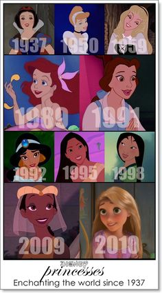 The Years of the Princesses <3