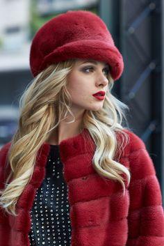** Elegant fur hat | Milan