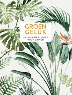 'Groen geluk' is de ultieme visuele gids voor kamerplanten. Van vetplanten tot cactussen, van ...