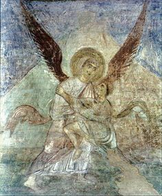 File:Jacob wrestling with the Archangel - Google Art Project.jpg