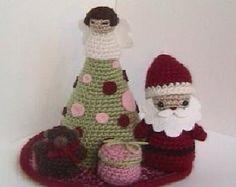 Sale Amigurumi Patterns Crochet Little Critters by AmyGaines
