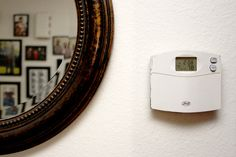If you truly want to see your heating bill drop, you need to turn down the temperature another 10 or 15 degrees for eight-hour stretches on a regular basis. // Save money and energy