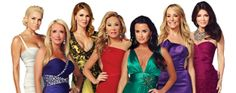 "The Real Housewives of Beverly Hills | Bravo | My favorite cast...they elevated the concept of ""wealth"" within the Housewives franchise.  Keep it classy (or is it catty?) ladies!"