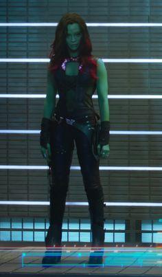 gamora   gamora gamora is the adopted daughter of thanos the galactic warlord ...