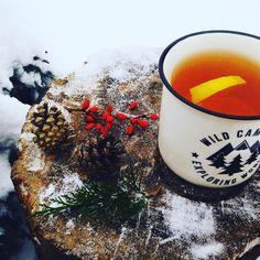 Уютные тёплые зимние фотографии