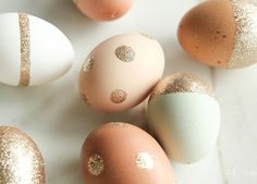 14 Pretty Easter Egg Decorating Ideas - PureWow