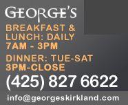 George's Place - 108 Kirkland Ave, Kirkland