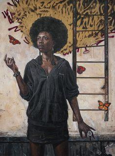 Art Success. Adelaide Damoah in Conversation with Tim Okamura