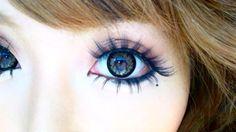 big doll eyes
