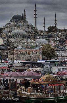 Eminönü İstanbul Turkey