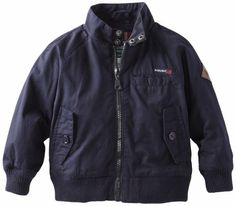 Amazon.com: Woolrich Baby-boys Infant Jacket In Twill: Clothing