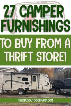 27 Must Haves for your Camper on a Budget! checklist hacks products tips box camping camping campers caravans trailers travel trailers Camping Hacks, Travel Trailer Camping, Camping Supplies, Camping Car, Camping Essentials, Family Camping, Camping Ideas, Travel Trailers, Camping List