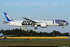 All Nippon AIrways - ANA JA873A Boeing 787-9 Dreamliner aircraft picture